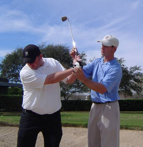 Southpaw golf academy - left-handed golf instruction